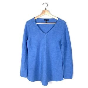 Eileen Fisher Italian Merino Wool Sweater
